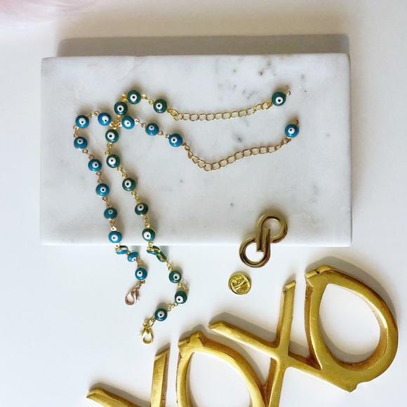 Evil Eye Fashion Bracelet Amulet Good Luck Charm Boutique